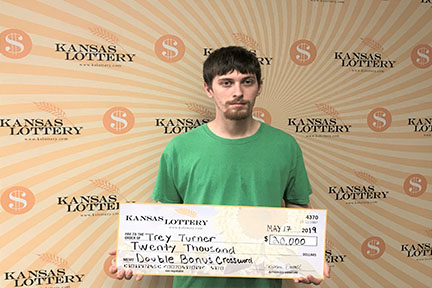 Trey Turner won $20,000 on a Double Bonus Crossword
